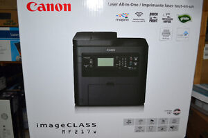 Canon  MF 217w Laser Printer /Copier / Scanner / Fax NEW in BOX