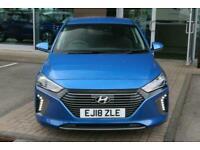 2018 Hyundai Ioniq 1.6 GDi Hybrid SE 5dr DCT Auto Hatchback Hybrid Automatic