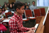 PIANO LESSONS & MUSIC THEORY (RCM crash courses!) --MILTON, ON