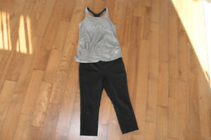 Old Navy Workout Gear - size medium