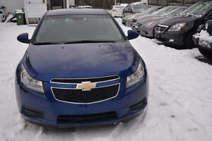 2012 Chevrolet Cruze LT Turbo w/1SA ONE OWNER/NO ACCIDENT