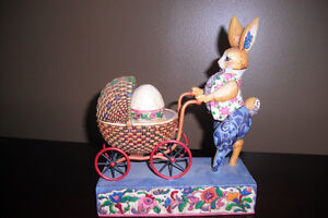 "Jim Shore, ""You`re A Good Egg"" Heartwood Creek Collectible"