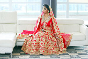 Stunning Wedding Anarkali and Gown