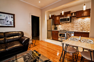 LACHINE WATERFRONT FURNISHED 3.5*WiFi*SATELLITE TV*ALL INCLUDED