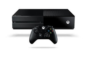 Xbox One Consoles + 2 Games!