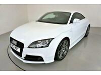 2013 Audi TT 2.0 TDI QUATTRO BLACK EDITION 2d 168 BHP-19 inch ALLOYS-BOSE SOUND
