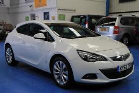 Vauxhall/Opel Astra GTC 1.4i 16v Turbo ( 140ps ) ( s/s ) 2012.5MY SRi 1400cc