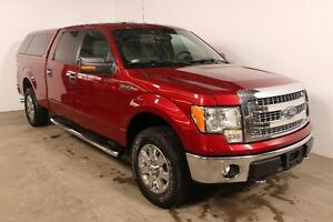 Ford F-150 4WD SuperCrew 2013