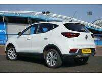 2018 MG MOTOR UK ZS 1.0T GDi Excite 5dr DCT Hatchback Auto Hatchback Petrol Auto