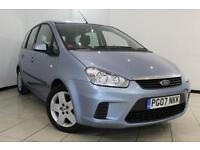 2007 07 FORD C-MAX 1.8 STYLE 5DR 124 BHP