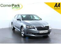 2016 SKODA SUPERB SE BUSINESS TDI DSG HATCHBACK DIESEL