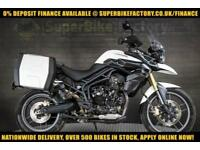 2012 12 TRIUMPH TIGER 800 0%DEPOSIT FINANCE AVAILABLE