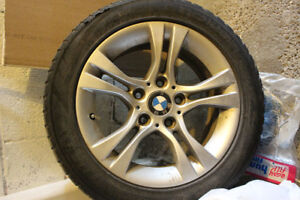 BMW 550 SUMMER TIRES FOR SALE