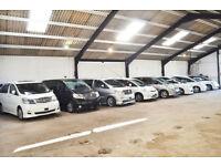 FRESH IMPORT CHOICE OF 4 TOYOTA ALPHARDS 2.4 AND 3.0 V6 PETROL AUTO