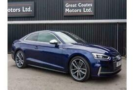 image for 2017 Audi A5 S5 Tfsi Quattro Coupe Petrol Automatic