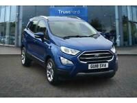 2018 Ford Ecosport ** 1.0 EcoBoost 125 Titanium 5dr Auto With One Owner From Ne