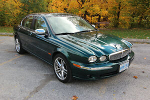 WOW! BRITSH RACING GREEN! 2007 Jaguar X-TYPE ONE OF A KIND WOW