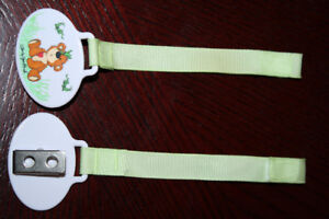 Baby Soother Clips