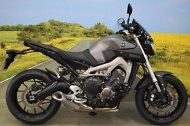 Yamaha MT-09 2014 **ABS, R&G, POWER MODES, RADIATOR COVER**