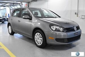 Volkswagen Golf *0.9%* 2012