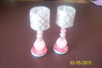 Chy's Glam Lamps 12 inch dolls (Barbie, Monster Doll, etc.)
