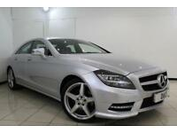 2013 13 MERCEDES-BENZ CLS CLASS 2.1 CLS250 CDI BLUEEFFICIENCY AMG SPORT 4DR AUTO