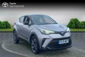 image for 2020 Toyota C-HR 2.0 VVT-i (184hp) Dynamic Auto Coupe P/Electric Automatic