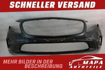 Mercedes GLA W156 Bj. ab 2013 Stoßstange Vorne PDC (ohne SRA) Schwarz Original