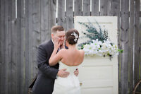 WEDDING PHOTOGRAPHY~ Incredible Specials on remaining 2017 dates