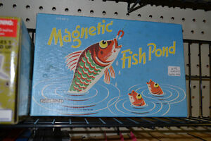 Magnetic Fish Pond