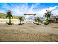 To celebrate an unforgettable wedding on the beach in Thailand !!! Package start from 1800 GBP+++)