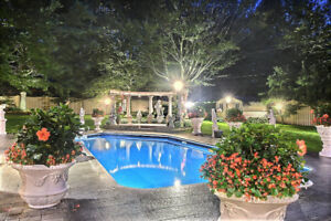 ***HOT NEW LISTING IN SAINT LAZARE WITH INGROUND POOL***