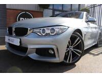 2015 15 BMW 4 SERIES 2.0 420D M SPORT 2D AUTO 181 BHP DIESEL