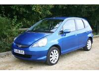 AUTOMATIC Honda Jazz DSI SE done 81318 Miles with SERVICE HISTORY and NEW MOT