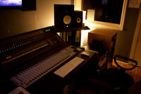 Audio Recording Production Course Starting February!!!!
