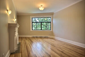 Westmount area ! 3br fully renovated perfect for students !