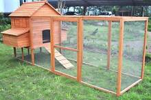 HUGE! 3.65M LONG! Chicken Coop Hen House Hutch Cage Rabbit Hutch Dandenong South Greater Dandenong Preview