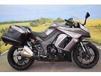 Kawasaki Z1000SX **Kawasaki Panniers, ABS, KTRC**