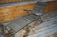 2 Patio Lounge Chairs for Sale - 40.00 Each