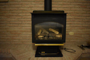 Napolean Gas Fireplace