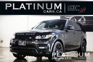 2015 Land Rover Range Rover Sport AUTOBIOGRAPHY WITH DYNAMIC/ SU