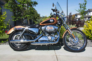 2008 Harley Sportster 1200 105th Anniversary Special Strathcona County Edmonton Area image 2