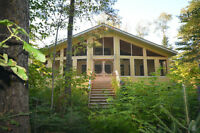 Lakefront Cottage 1352 square ft - Little Deer on Lake Winnipeg