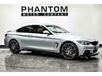 2016 X BMW 4 SERIES 2.0 420D M SPORT 2D 188 BHP DIESEL