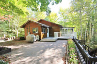 INCREDIBLE WATER FRONT COTTAGE - CALABOGIE $399,900
