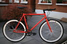 Free to Customise Single speed bike road bike TRACK bikefwdfgddffgggg