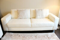 BRAND NEW Modern Real Leather Sofa & Loveseat* TAXES INCLUDED