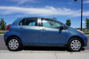 2009 Toyota Yaris Hatchback Automatic with A/C