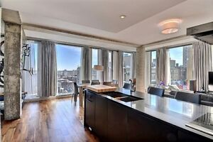 Vieux,Montreal,Centre Ville,Downtown,2 Bedrooms,chambres,condo