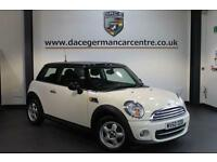 2010 60 MINI HATCH COOPER 1.6 COOPER 3DR PEPPER PACK 122 BHP